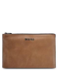 【ZALORA】 Swiss Polo Clutch Bag
