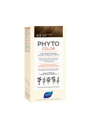 PHYTO gold Phytocolor 6.3 Dark Golden Blond F82E7BE1858D67GS_1