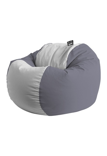 doob grey TOONACAN - canned-food fabric doob bean bag (Sesame) AB034HL156DDDDGS_1