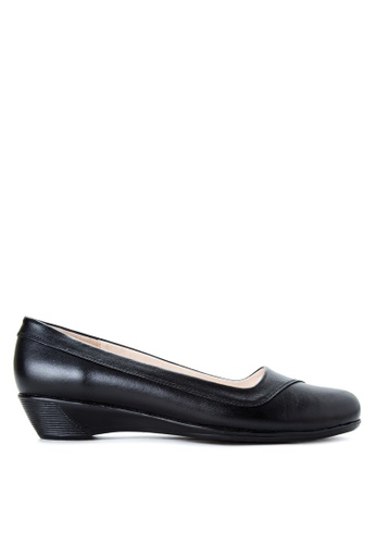 c4bd7b35d2 Shop BANDOLINO Lacey Black Shoes Online on ZALORA Philippines