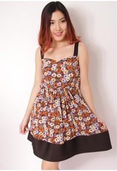 Autumn Sweetheart Dress