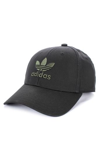 adidas black adidas originals baseball class cap 15CFCAC48A00B0GS_1