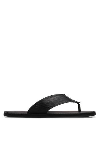 ALDO black Ceastun Flip-Flops 5D040SH9765A93GS_1
