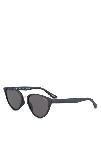 Quay Australia black RUMOURS Sunglasses QU661GL0S8MMMY_1