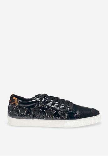 ASH black ASH Majestic Bis Sneakers - Black 97F61SH5DCD9F2GS_1