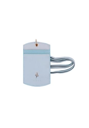Klosh blue Morandi Collection - Cotton Flower Lanyard A2C42AC0590617GS_1