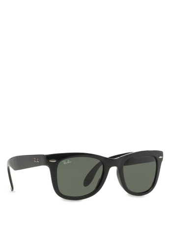 dc98ed968f Buy Ray-Ban Wayfarer Folding RB4105 Sunglasses Online