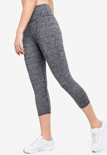 Cotton On Body grey Active Core Cropped Tights 22CB0AAF48881AGS_1