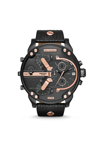 Mr. Daddy 2esprit 香港 outlet.0四時區計時腕錶, 錶類, 時尚型