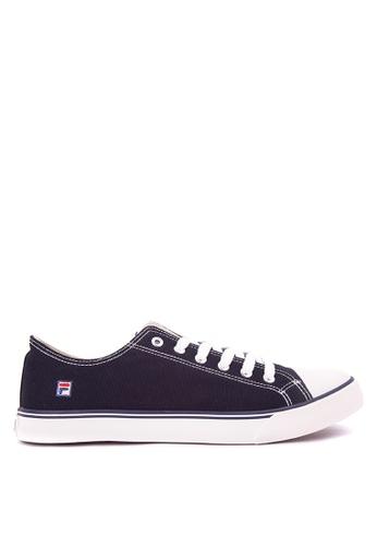 Fila navy Cassico Sneakers FI683SH0J8R4PH_1