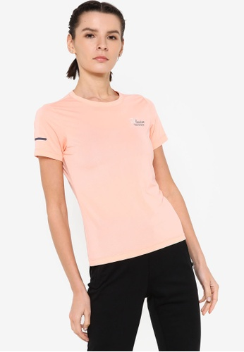 361° pink Cross Training Short Sleeve T-shirt C0C98AA5751025GS_1