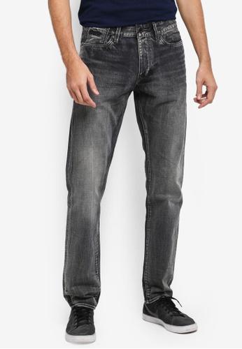 Superdry grey Biker Jeans SU137AA0T22LMY_1