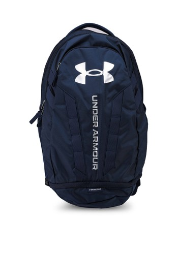 Under Armour blue Hustle 5.0 Backpack 87843AC8227808GS_1