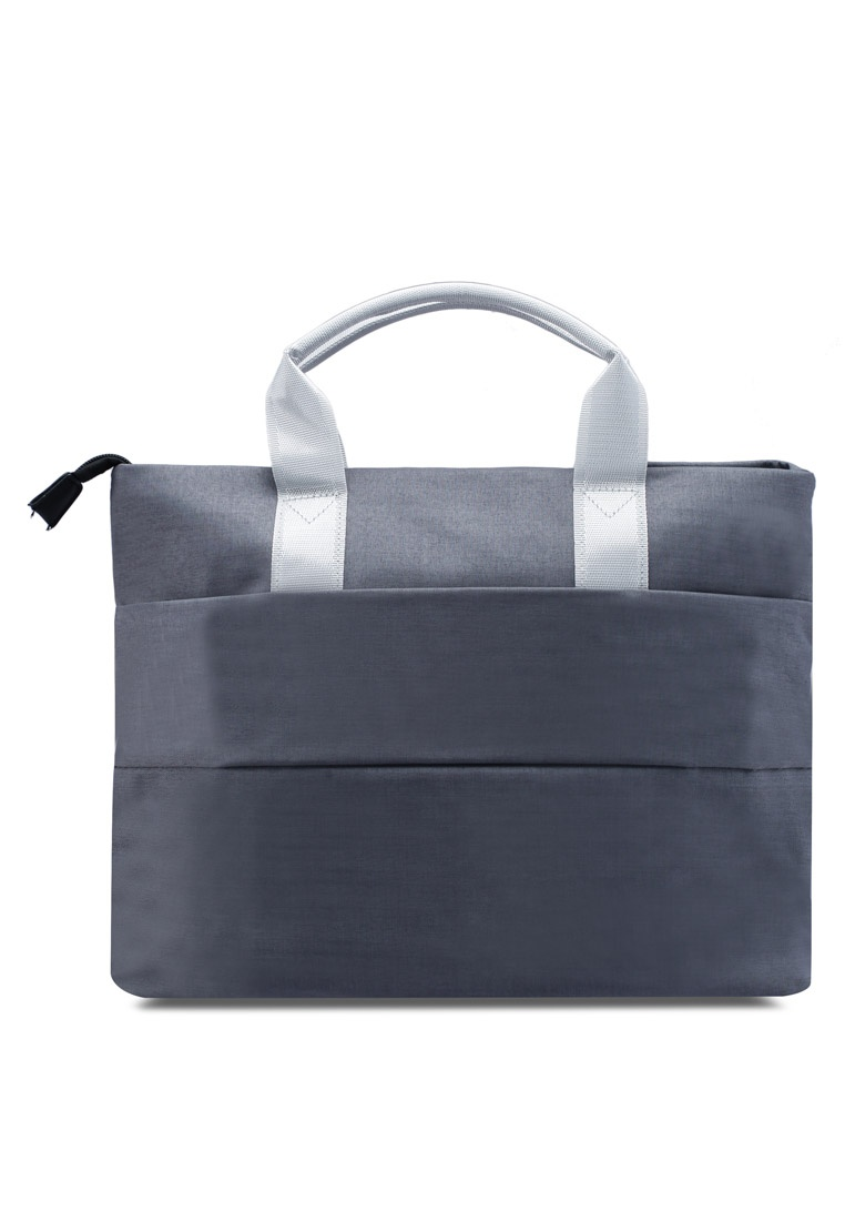 Bag Work NUVEAU Nylon Friday Grey Black Oxford Tote qPwFa8S in ... dd25c090f701b
