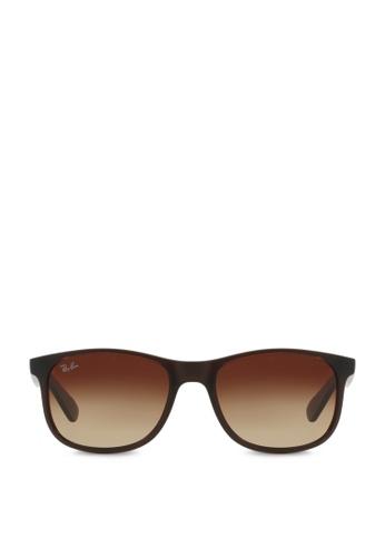 Ray-Ban Andy  RB4202 Sunglasses RA370GL00SFRSG_1