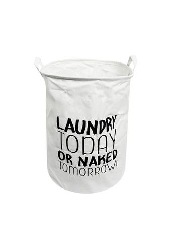 HOUZE HOUZE - Laundry Bag (Large) - Naked 90756HLA041269GS_1