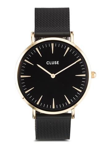 CLUSE gold La Boheme Mesh Gold Black/Black CL18117 CL977AC0RDBDMY_1