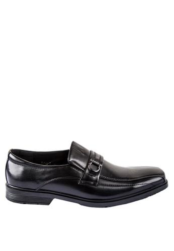 Otto black Slip-On Black Shoes D683ASHCFDBBFDGS_1
