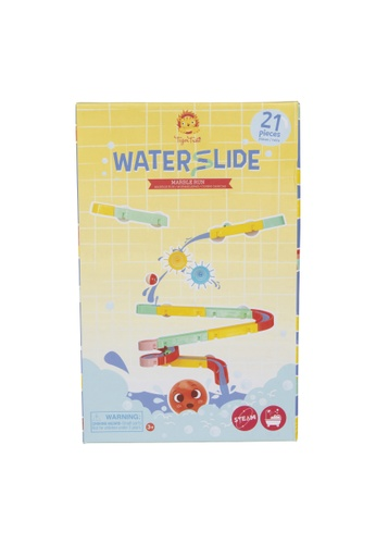 Tiger Tribe Waterway Slide Marble Run 2136FTH48B7C68GS_1