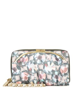 Cybil Wallet in Duchess of Fabulous