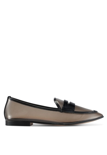 ALDO black Heiwet Loafers AA07CSH8F1B028GS_1