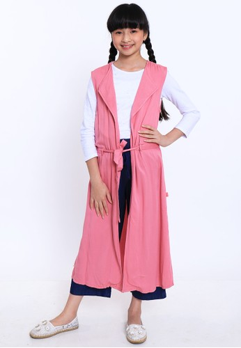 EXIT GIRL pink Exit Girls Elly Outwear 94FA3KA48CEE76GS_1