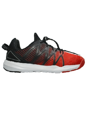 League black and red ALTRAX M LEAGUE SHOES 3280BSHA715BBCGS_1