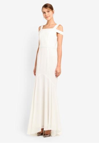 JARLO LONDON beige Ophelia Dress JA676AA0SAXLMY_1