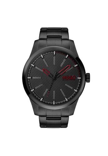 Hugo Boss black HUGO Invent Black Men's Watch (1530148) 63101AC0AFA16BGS_1