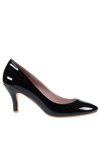 PRODUIT PARFAIT 黑色 漆皮高踭鞋 85D54SHFAD5C16GS_1