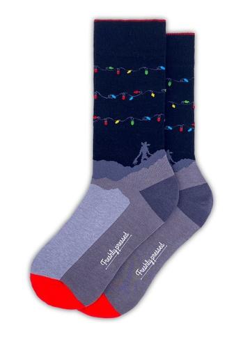 Freshly Pressed Socks black Freshly Pressed Eleven AEF56AA592438EGS_1