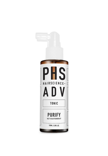 PHS HAIRSCIENCE PHS HAIRSCIENCE ADV Purify Tonic 100ml (For Oily Scalp & Dandruff) PH462BE0FAKGSG_1
