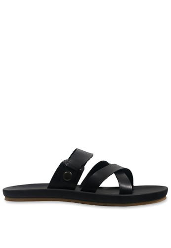 OR-K689 black OR-K689 Sendal TALO Black OR633SH10ZVPID_1