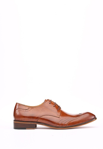 Kings Collection brown Richfield Formal Shoes KI358SH55DFWSG_1