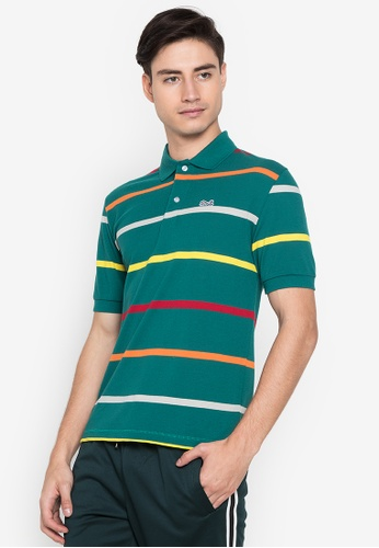 Le Tigre green Men's Classic Polo Shirt D2587AAE0E06A0GS_1