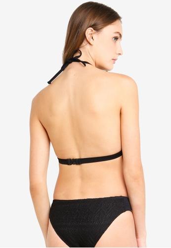 ffca3dde88 Shop DORINA Palawan High Neck-Light Padded Bikini Top Online on ZALORA  Philippines