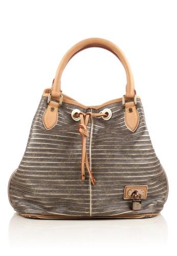 Louis Vuitton multi Preloved Neo Eden Peach Drawstring Bag EDD68ACD7758C7GS_1