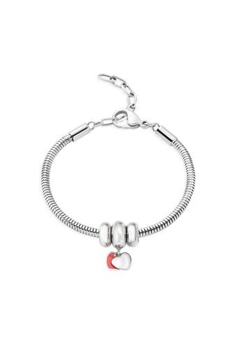 Morellato silver Drops Bracelet SCZ619 Steel Enamel EF9E5ACB14A9BAGS_1