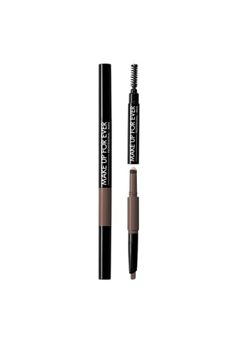 MAKE UP FOR EVER brown PRO SCULPTING BROW - 3-in-1 Brow Sculpting Pen 0.6G #30 93FC8BE40B8A61GS_1