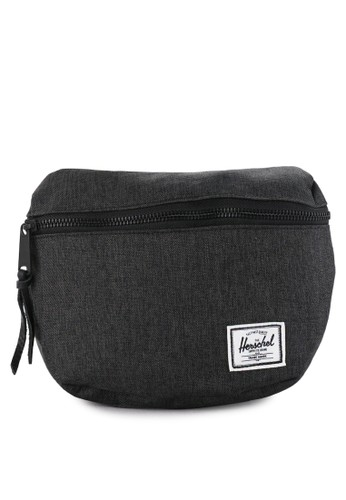 Herschel black Fifteen Hip Pack 81C56AC6893F54GS_1