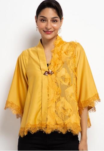 LUIRE by Raden Sirait yellow FM Cape Kartini SKC BED1FAA8B0E4A9GS_1