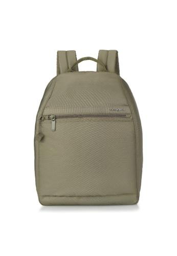 Hedgren green Hedgren Women Vogue L Backpack Large RFID Olive Night - 8.03L 1FF24ACAB84BF1GS_1