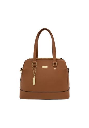 British Polo brown British Polo Glenice Handbag 22D91AC4BAC0B1GS_1