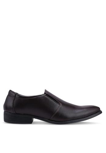 Rocklander brown Formal Slip On Shoes 47F27SH59AC249GS_1