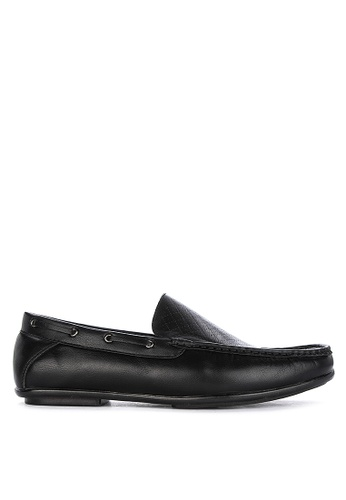 H2Ocean black Nacairo Casual Slip on Shoes A1C68SH74EFA4FGS_1