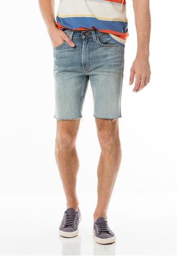 Levi's blue Levi's® Orange Tab 505C™ Slim Fit Shorts LE843AA78ZSRSG_1