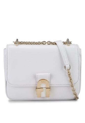 Furla white Cosy Mini Crossbody Bag (nt) F06C9ACBE718E1GS_1
