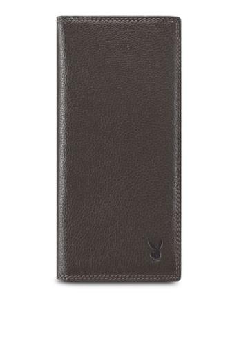 Playboy green Playboy Genuine Leather Long Wallet 24352AC09F1E8DGS_1