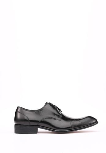 Kings Collection black Falco Formal Shoes KI358SH71DFGSG_1