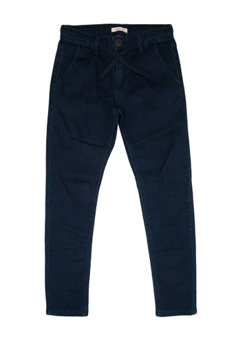 FOX Kids & Baby navy Casual Long Jeans 7777AKA1FF1382GS_1